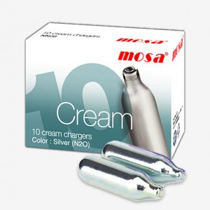 Mosa Cream Charger